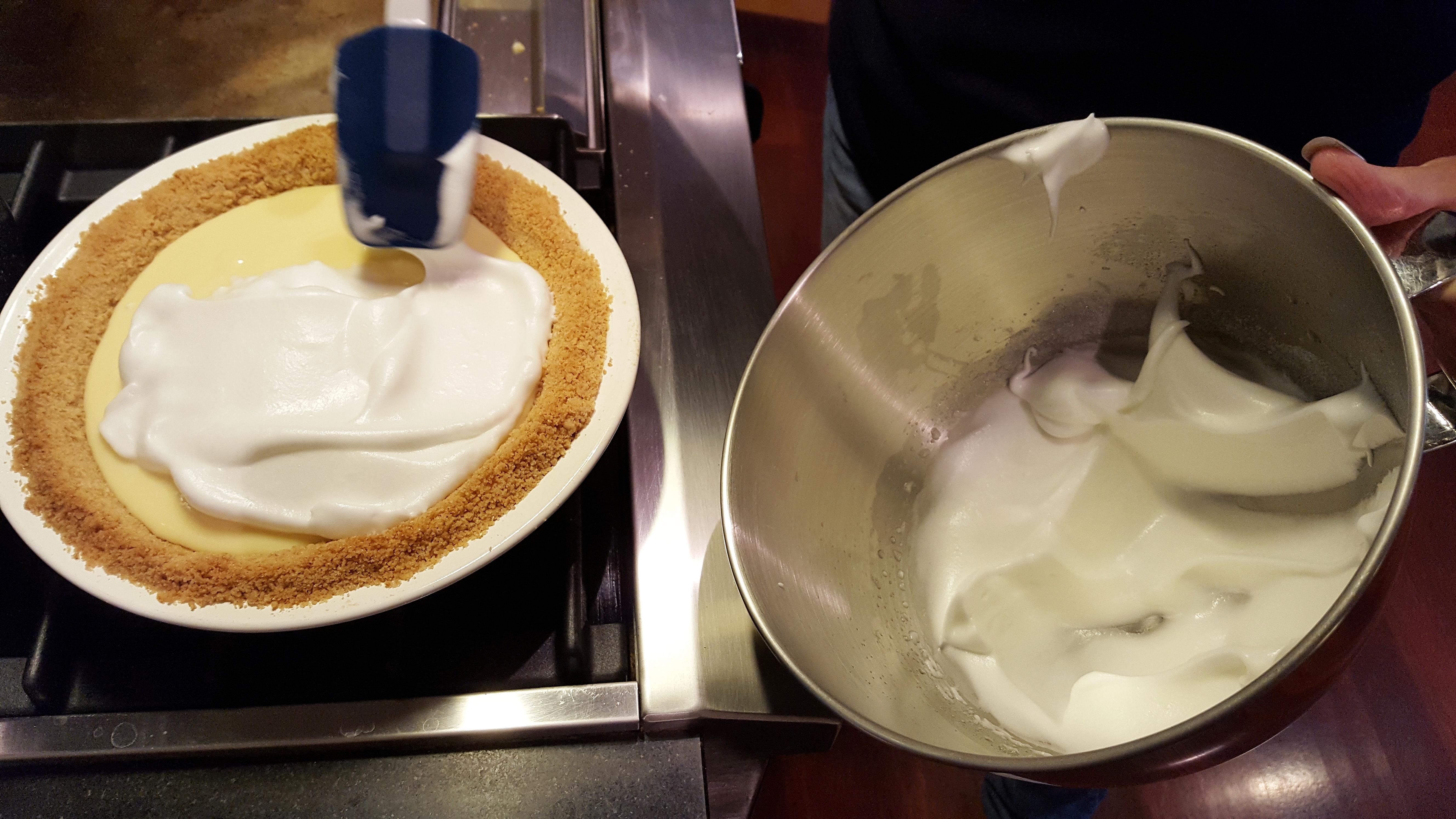 Mimi S Ice Box Lemon Pie Uprooted